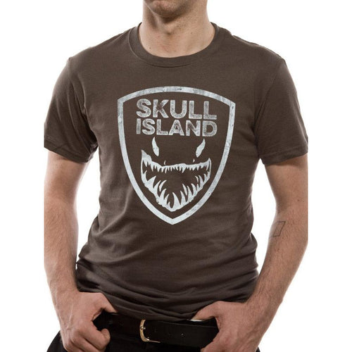 KONG SKULL ISLAND - SHIELD T-shirt