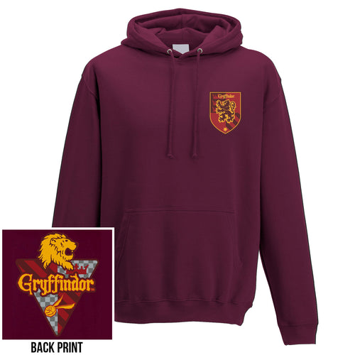 Harry Potter | House Gryffindor Hooded Sweatshirt