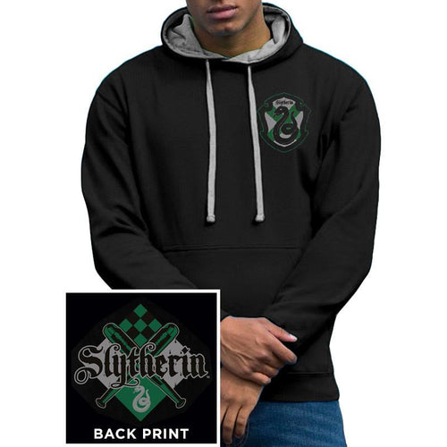 Harry Potter (House Slytherin) Varsity Hoodie