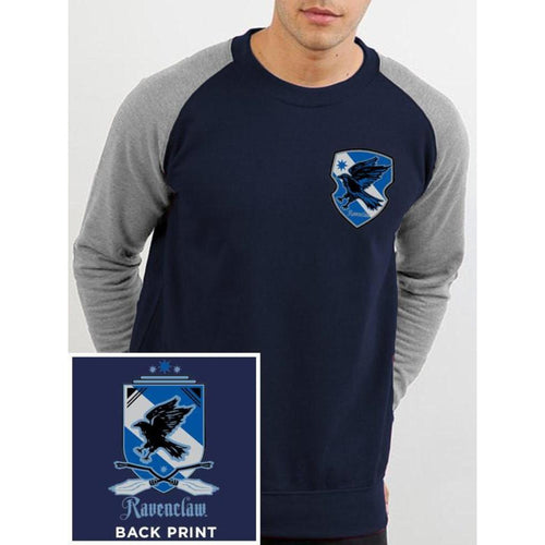 Buy Harry Potter (House Ravenclaw) Baseball Sweatshirt online at Loudshop.com