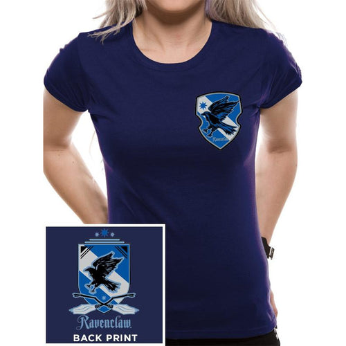 Harry Potter (House Ravenclaw) Fitted T-Shirt