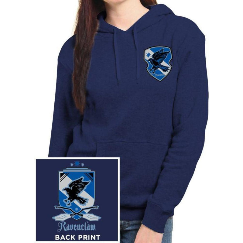 Harry Potter | House Ravenclaw Fitted Pullover Hoodie