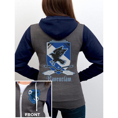 Buy Harry Potter (House Ravenclaw) Retro Zoodie online at Loudshop.com