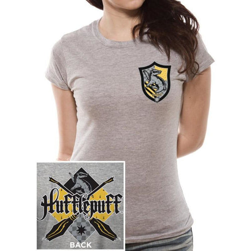 Harry Potter | House Hufflepuff Fitted T-Shirt