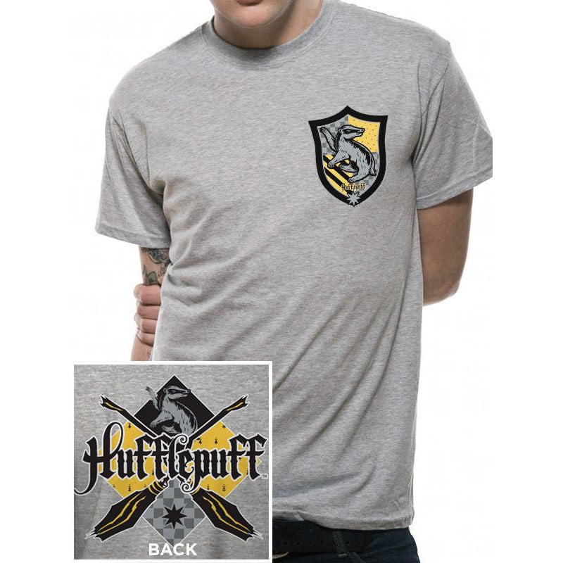 Buy Harry Potter (House Hufflepuff) T-Shirt online at Loudshop.com