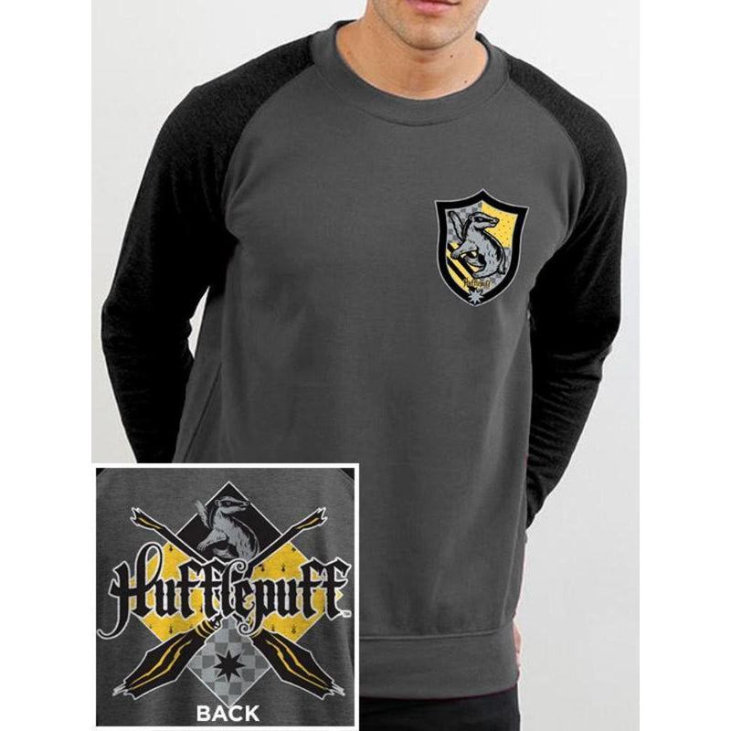 Harry Potter | House Hufflepuff Baseball Sweatshirt