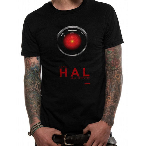 2001 Space Odyssey | Hal 9000 T-shirt