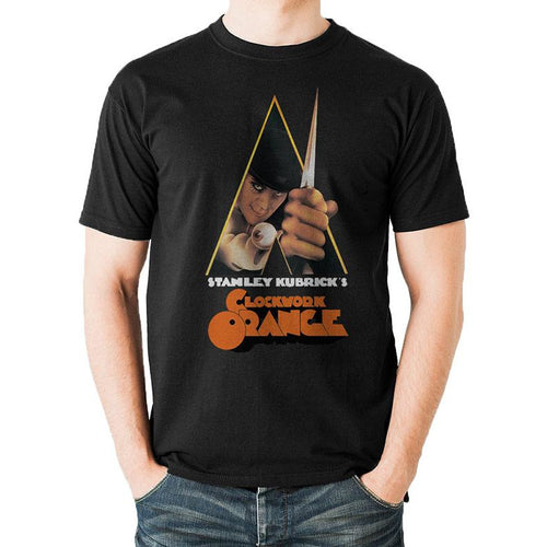 A Clockwork Orange | Knife Black T-Shirt
