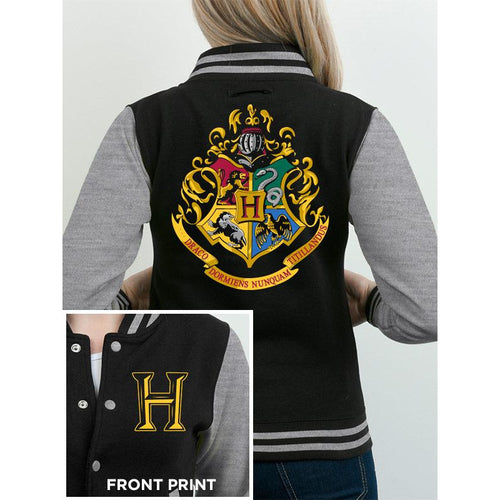 Harry Potter (Crest) Varsity Jacket