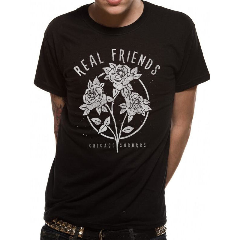 Real Friends | Flowers T-Shirt