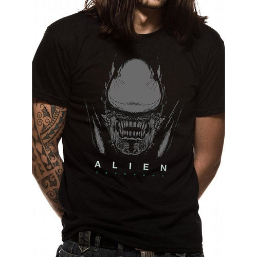 ALIEN COVENANT | XENO AND LOGO T-shirt