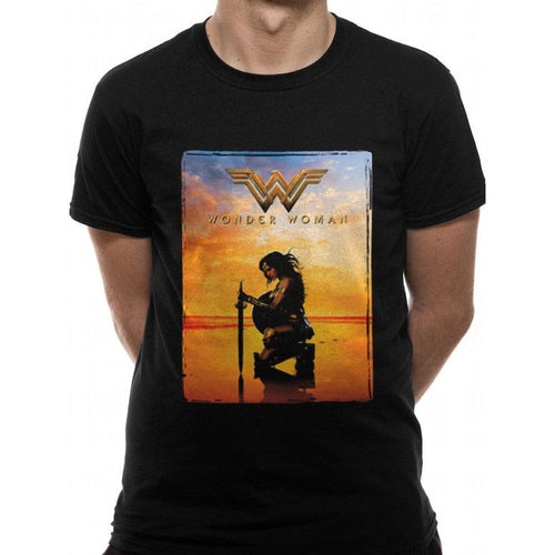 Wonder Woman Movie - Sword T-shirt