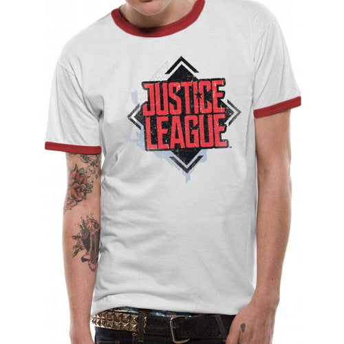 Justice League Movie | Diamond Logo T-Shirt