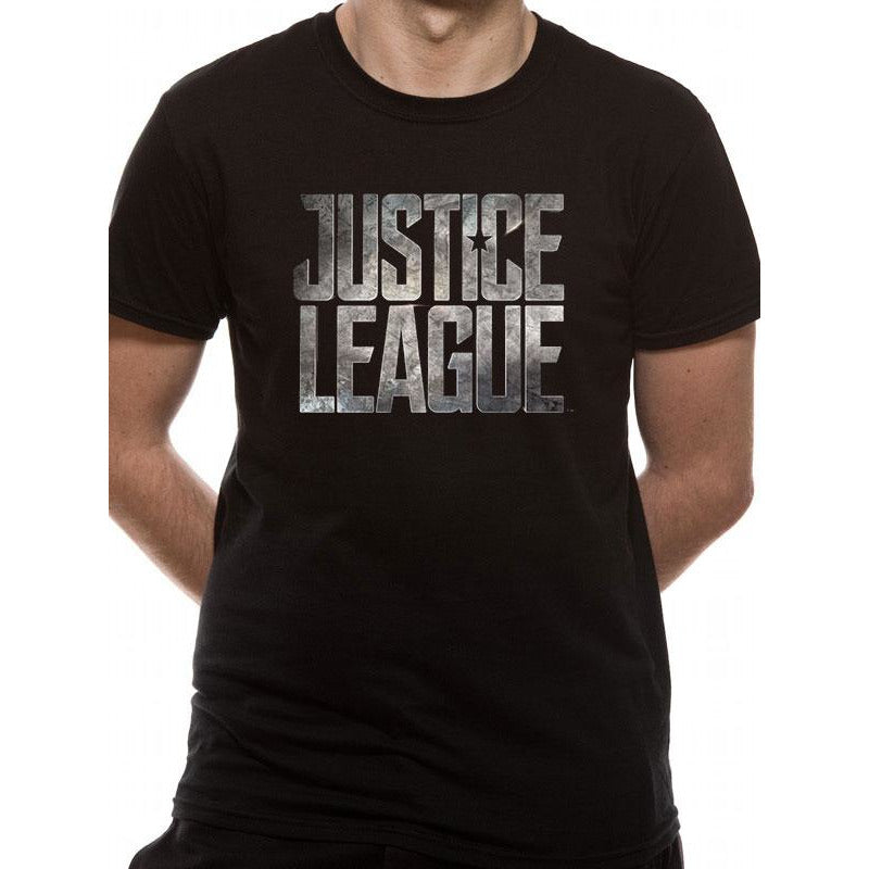 Justice League Movie | Logo T-Shirt