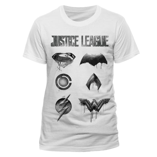 Justice League Movie | Symbols T-Shirt