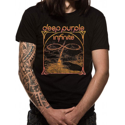 Deep Purple - Multi Colour T-Shirt