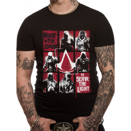 ASSASSINS CREED LEGACY - WALL T-shirt