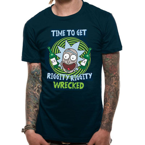 Official Rick and Morty T-shirt t shirt tshirt