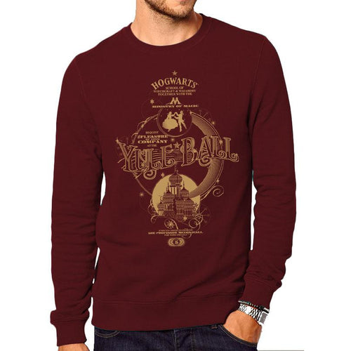 Harry Potter | Yule Ball Sweatshirt Garnet