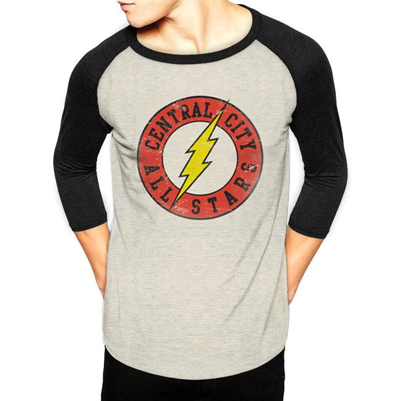 The Flash | Central City Baseball Shirt
