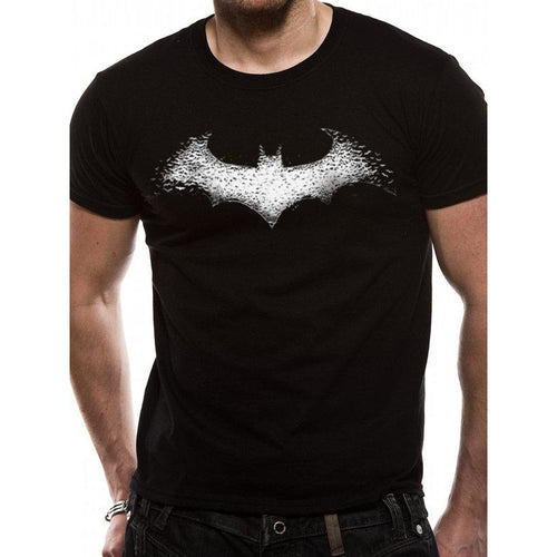 Batman - Bats Logo T-shirt