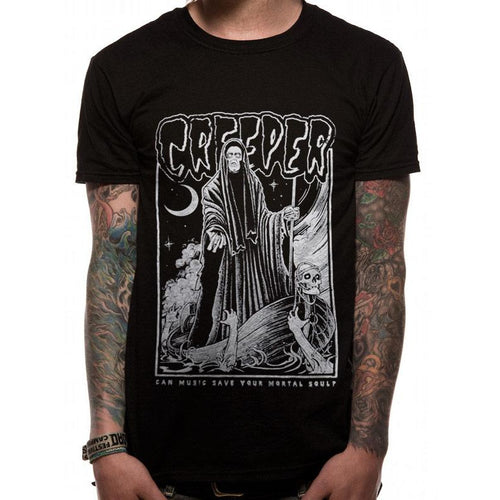 Creeper - Mortal Soul T-shirt