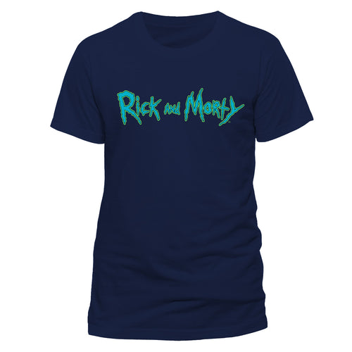 RICK AND MORTY - LOGO T-Shirt