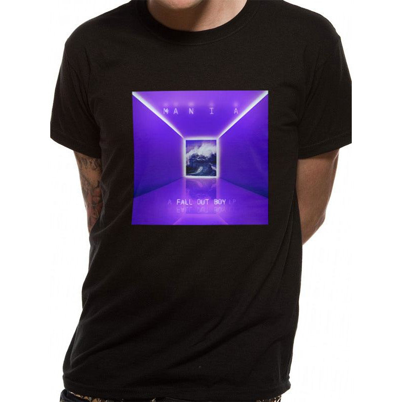 Fall Out Boy - Mania Album T-Shirt