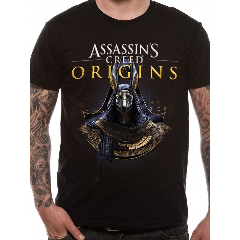Assassin's Creed Origins | Gold Anubis T-Shirt