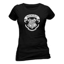 Harry Potter | Hogwarts Basic Crest Fitted T-Shirt