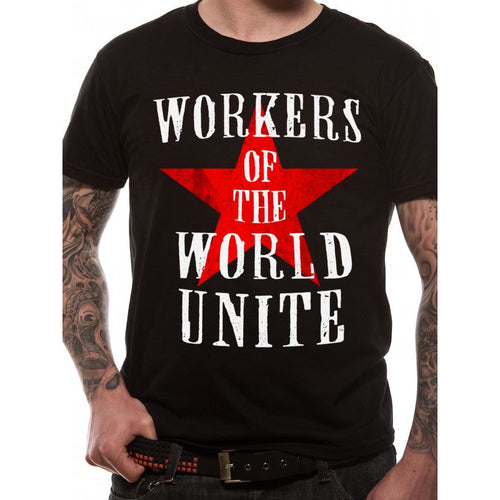 Workers Of The World T-Shirt