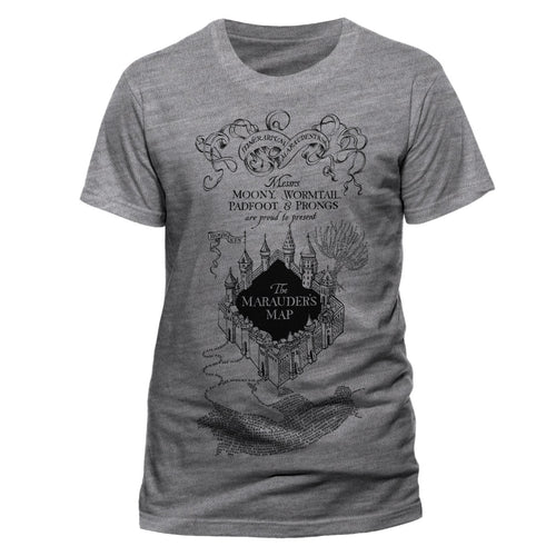 Harry Potter | Marauders Map T-Shirt