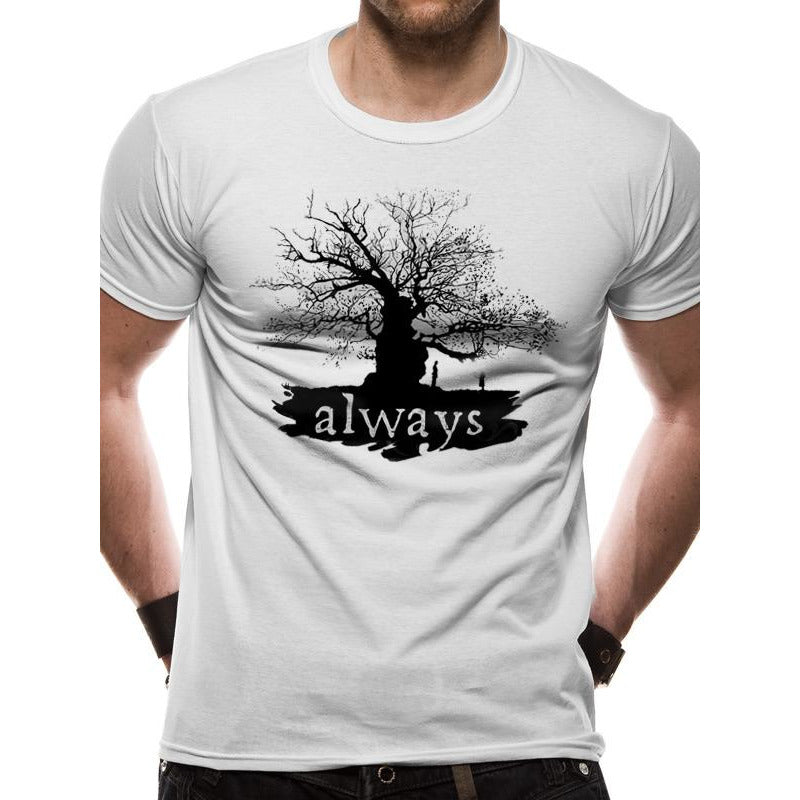 c1c130330 Buy Harry Potter - Always T-shirt at Loudshop.com for only £12.99