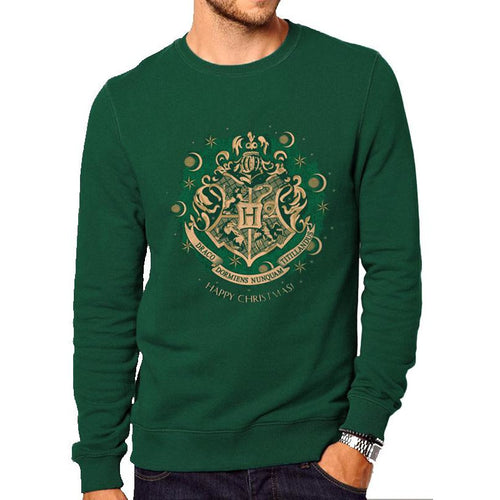 Harry Potter - Happy Hogwarts Crewneck Sweatshirt