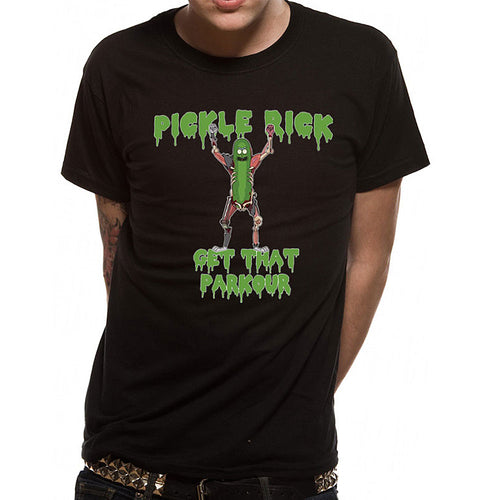 Rick And Morty | Parkour T-Shirt