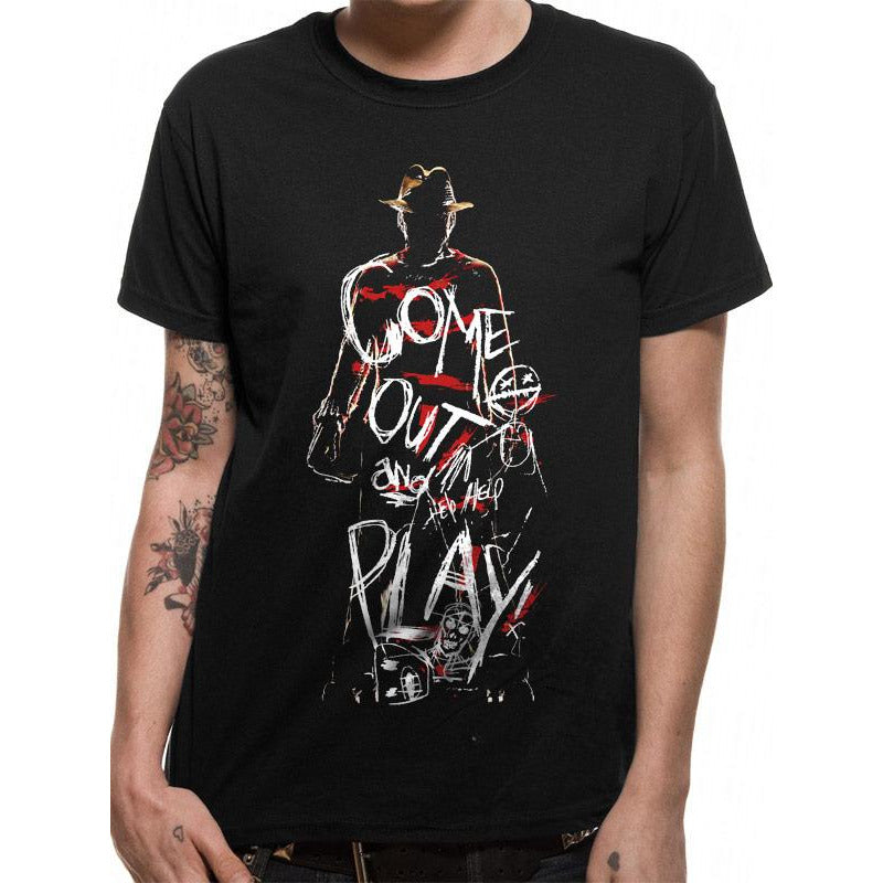 A Nightmare on Elm Steet | Come Out To Play T-shirt