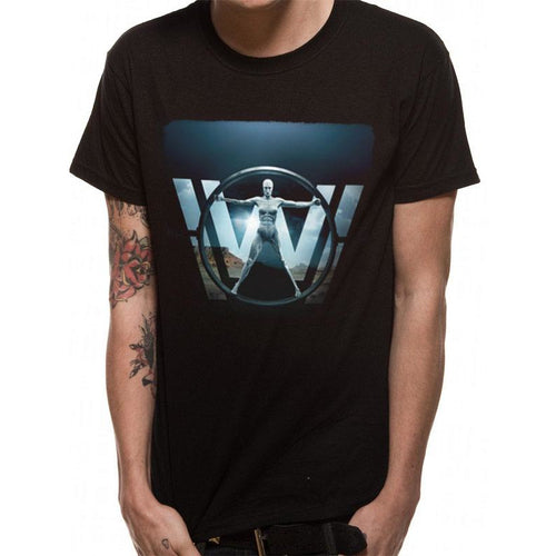 Westworld | Vitruvian Woman T-Shirt