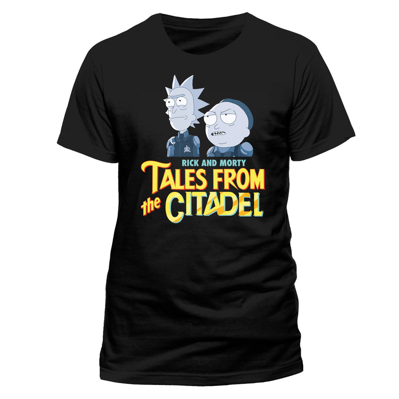Rick And Morty | Tales From The Citadel T-Shirt