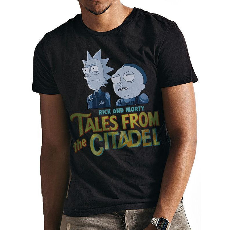 Rick And Morty Tales From The Citadel Tshirt