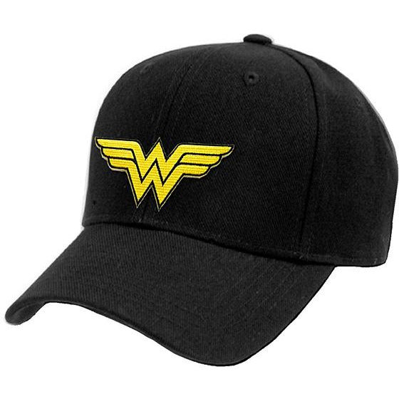 c092be9d132e3 Buy Wonder Woman - Logo Baseball Cap at Loudshop.com for only £12.99