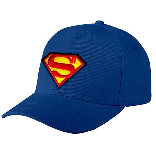 Superman - Logo Baseball Cap