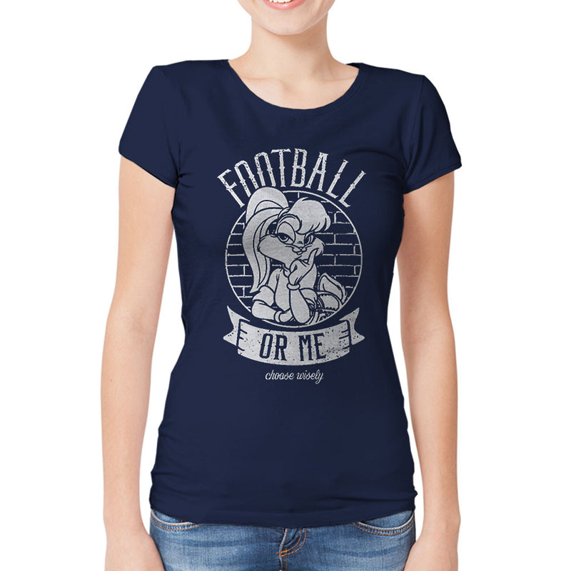 Looney Tunes | Football Or Me T-Shirt