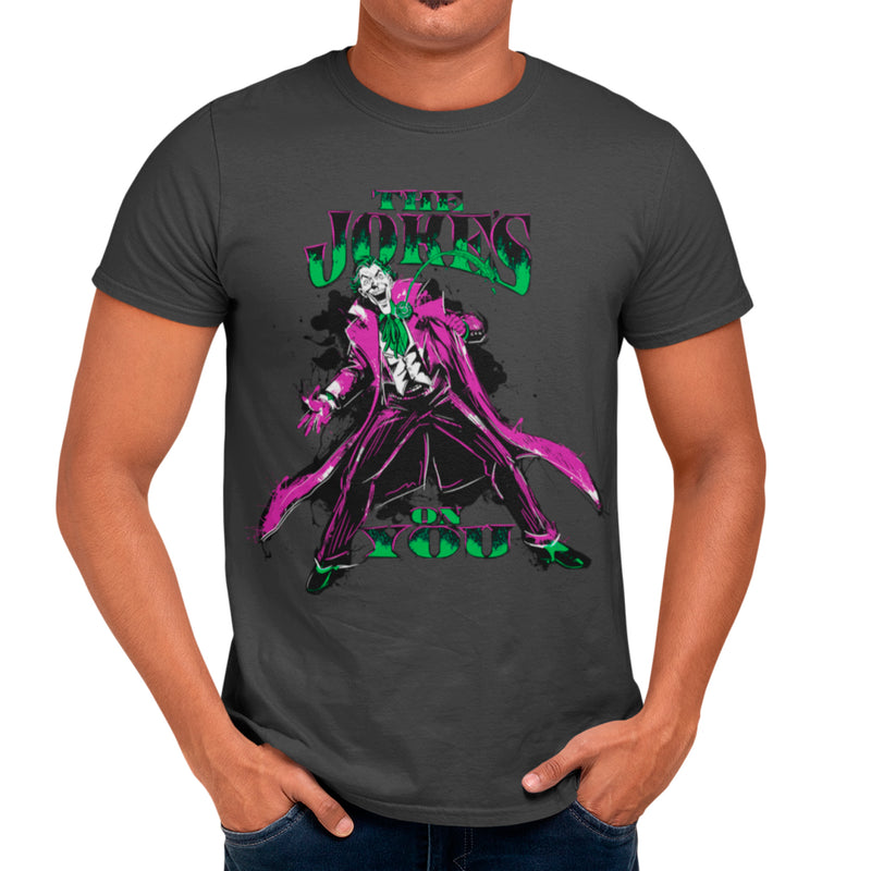 Batman | Jokes On You T-Shirt