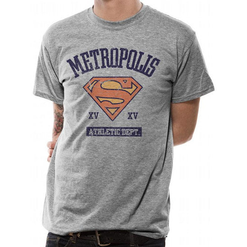 Supergirl - Athletic Dept T-Shirt