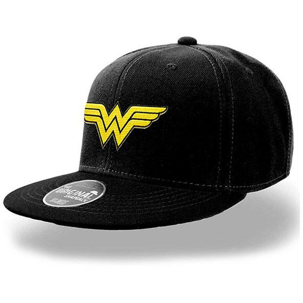 Wonder Woman - Logo Snapback Cap