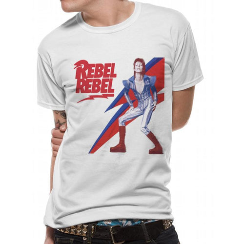 David Bowie - Rebel Rebel Flash T-shirt