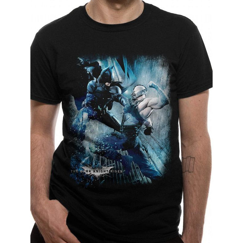 Batman The Dark Knight - Bane Vs Batman T-shirt