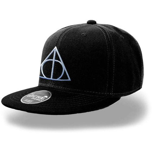 Harry Potter - Deathly Hallows Symbol Snapback Cap
