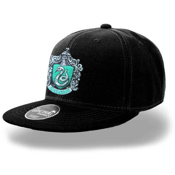 Harry Potter | Slytherin Snapback Cap
