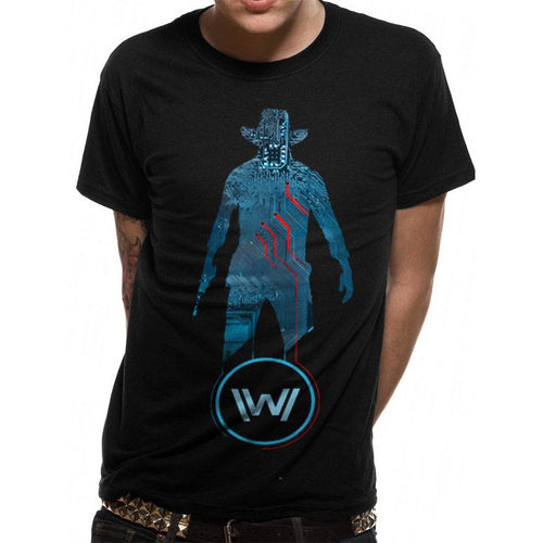 Westworld | Blue Man T-Shirt